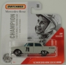 Matchbox: '62 Mercedes-Benz 220 Se Sedan (C0859/GKM52) Wiek: 3+