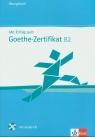 Mit Erfolg zum Goethe-Zertifikat B2 Ubungsbuch z płytą CD Frater Andrea, Keller Jorg, Thabar Angelique