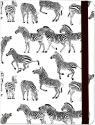 Notatnik Midi Zebra