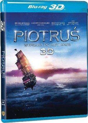 Piotruś. Wyprawa do Nibylandii (Blu-ray 3D)