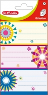 Naklejki szkolne kwiaty (830307)