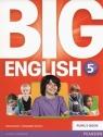Big English 5 Pupil's Book Herrera Mario, Sol Cruz Christopher