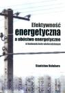 Efektywność energetyczna a ubóstwo energetyczne w budownictwie wielorodzinnym Hałabura Stanisław