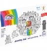 Blok rysunkowy Fiorello A4/20 kartek - biały (341568)