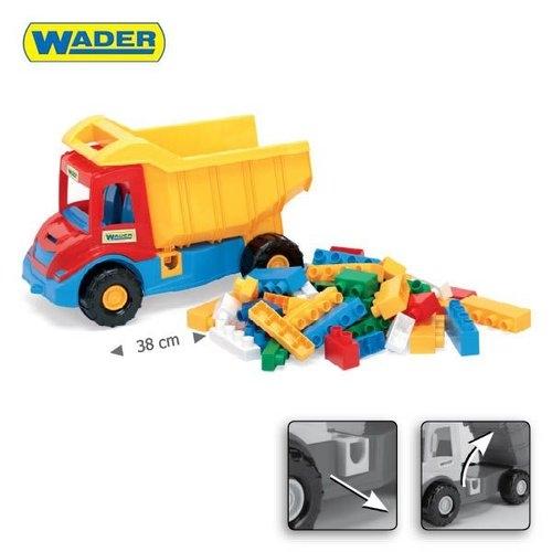 Multi Truck Wywrotka z Klockami (32330)