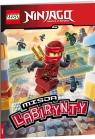 Lego Ninjago Misja labirynty