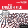 English File NEW Elementary Class Audio CD
