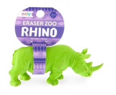 Gumkowe zoo Nosorożec