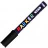 Marker akrylowy M&G 4 mm, czarny (ZPLN6570-9)