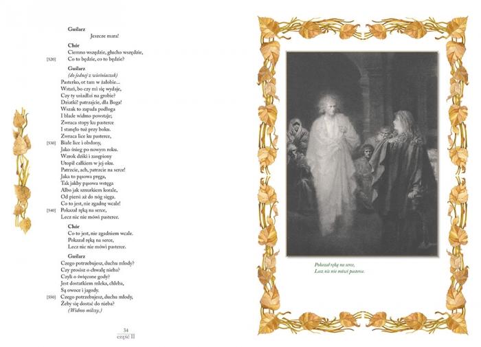 Dziady cz. II Adam Mickiewicz