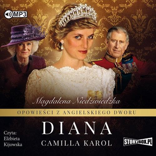Opowieści z angielskiego dworu Tom 2 Diana (Audiobook) Niedźwiedzka Magdalena
