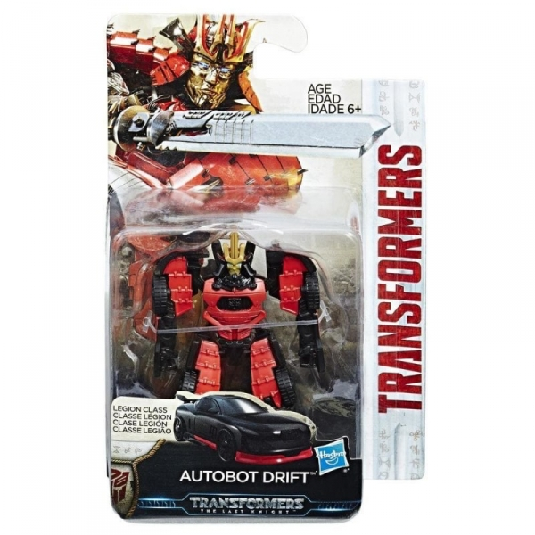 Transformers MV5 Legion, Autobot Drift (C0889/C2834)