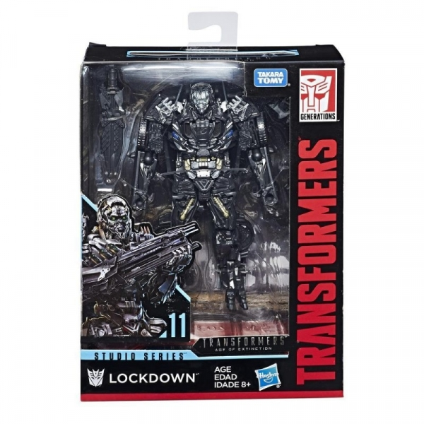 Figurka Transformers Generation Studio Series Deluxe - Lockdown (E0701/E0747)