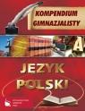 Kompendium gimnazjalisty. Język polski