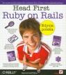 Head First Ruby on Rails Griffiths David
