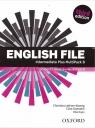 English File. Język angielski. Intermediate Plus Multipack B. Podręcznik + Christina Latham-Koenig, Clive Oxenden