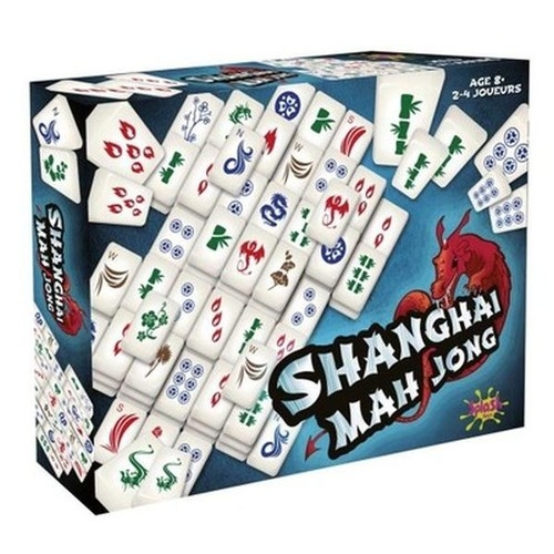 Shanghai Mahjong Gra logiczna