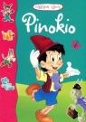 Pinokio. Naklejkowe bajeczki