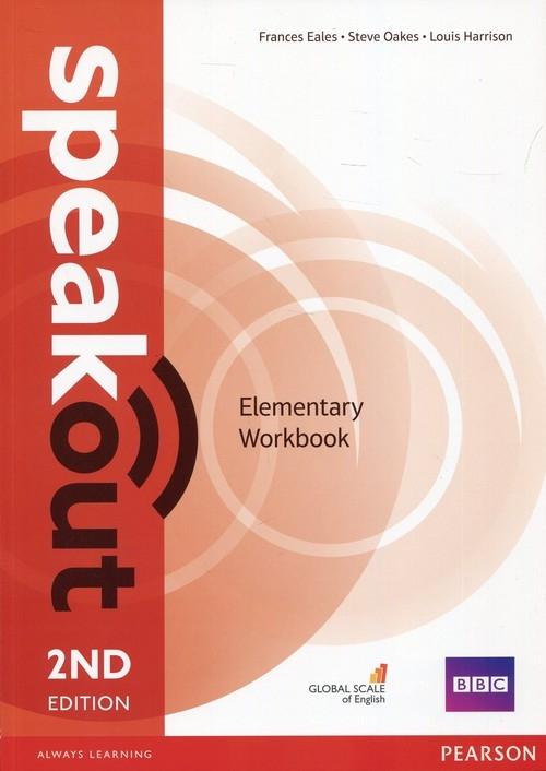 Speakout Elementary Workbook no key Eales Frances, Oakes Steve, Harrison Louis