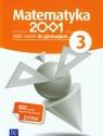 Matematyka 2001 3 Zbiór zadań