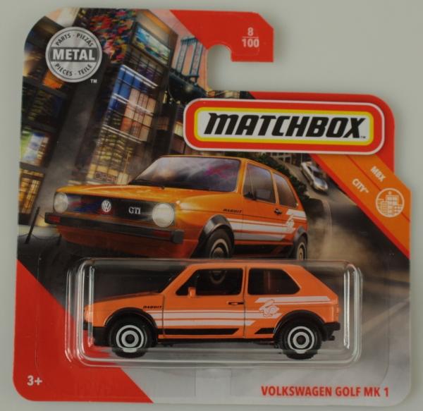 Matchbox: Volkswagen Golf MK 1 (C0859/GLK68)