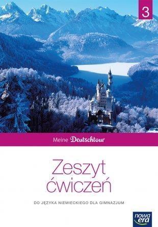 Język niemiecki cz. 3. Meine Deutschtour 3 AB Małgorzata Kosacka, Ewa Kościelniak-Walewska