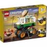 Lego Creator: Monster truck z burgerami (31104) Wiek: 8+