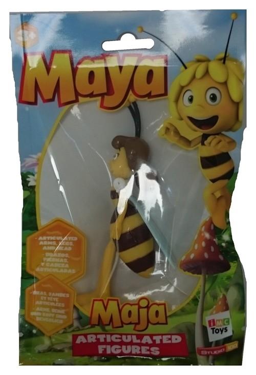 Pszczółka Maja figurka w saszetce Klementyna