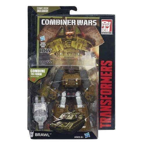 Transformers Combiner Wars Brawl