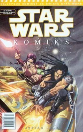 Star Wars komiks. Szpieg Jedi praca zbiorowa