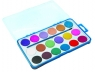 Farby akwarelowe 18 kolorów