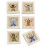 Ćwicz cierpliwość dzieci (GOKI-56930) mix wzorów