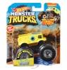 Hot Wheels Monster Truck: Pojazd 1:64 - Spongebob Squarepants (FYJ44/GBT38)
