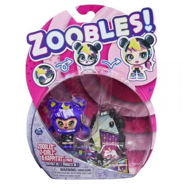 Zoobles - Laleczka Kosmic Kelly (6061365/20134943)