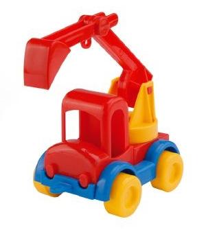 Kid Cars - koparka (60000)