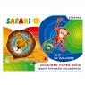 Papier kolorowy A5/10k Safari 352952