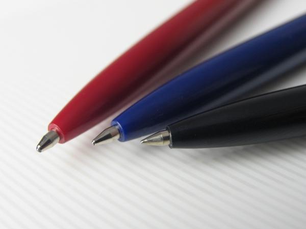 Długopis automatyczny Asystent - czarny (TO-031 32)