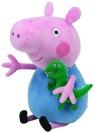 Beanie Babies Świnka Peppa - George 28 cm (TY 96231)
