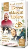 Przed sklepem jubilera + DVD Wojtyła Karol