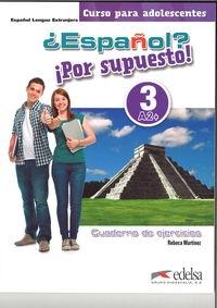 Espanol por supuesto 3-A2+ Cuaderno de ejercicios Palomino Maria Angeles