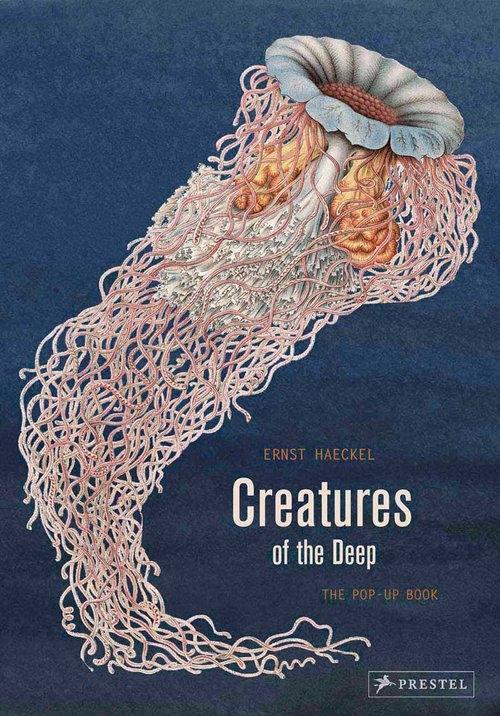 Creatures of the Deep Haeckel Ernst, Biederstaedt Maike