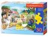 Puzzle konturowe 30: Farm (03310)