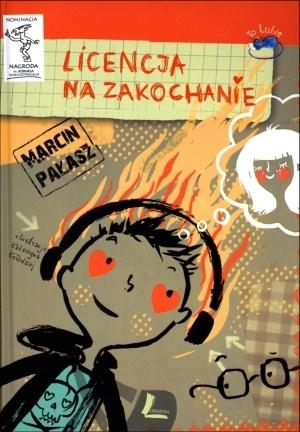 Licencja na zakochanie Pałasz Marcin