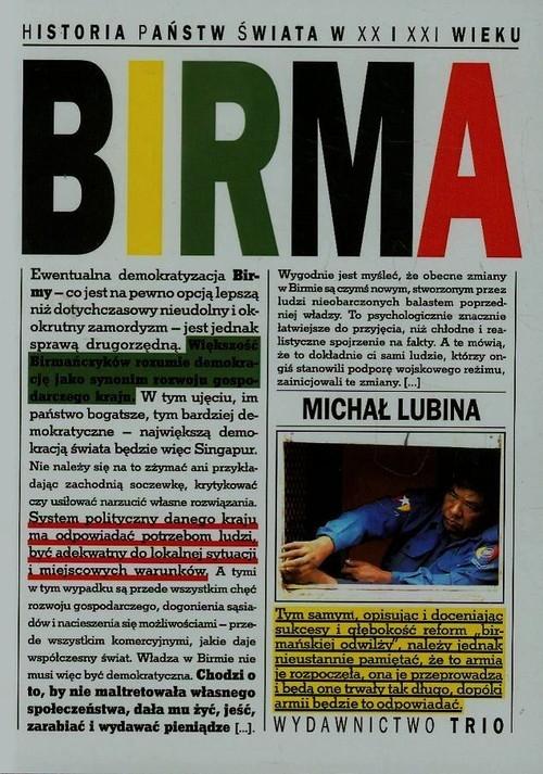 Birma Lubina Michał
