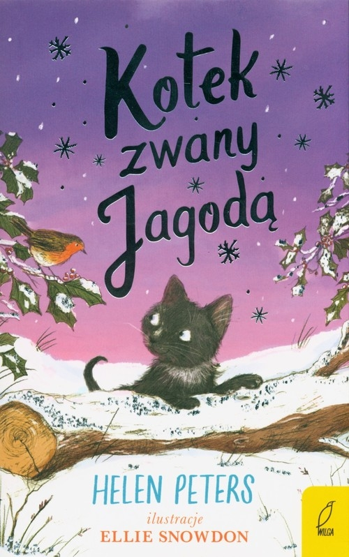 Kotek zwany Jagodą. Tom 4 Peters Helen