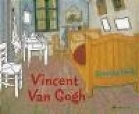 Coloring Book Vincent van Gogh Roeder Annette