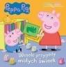 Peppa Pig. Czytajmy razem. Cz.1: Wesołe przygody małych świnek