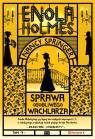 Enola Holmes Sprawa osobliwego wachlarza