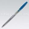 Długopis z wymiennym wkładem Titanum niebieski