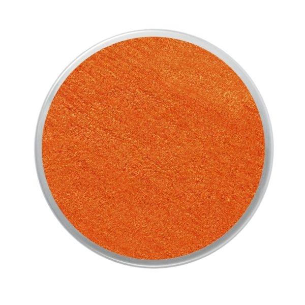 Farba do twarzy i ciała Snazaroo 18ml - pomarańczowa błyszcząca (1118531)